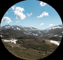 Mt Kosciuszko National Park