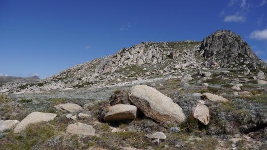 Etheridge Range, Mt Kosciuszko